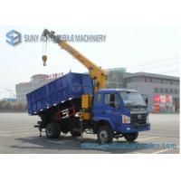 FOTON - FORLAND 4x2 Heavy Duty Crane Truck With XCMG 6.3 T Straight Crane