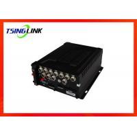 China HD 1080P Hybrid 4G Bus Mobile Vehicle DVR with Hard Disk Real-Time Video Recording on sale