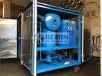 Fully Enclosed Type Transformer Substation Used Dielectric Oil Purification Machine 9000LPH