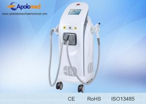 China Q Switch laser and IPL RF 5-in-1 Multifunction Beauty Machine 1064 / 532nm for tattoo hair removal on sale