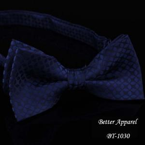 China Wholesale bow ties polyester bow tie on sale