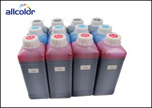 China Wide Format Inkjet Printer Water Based Ink Dye Sublimation Ink For Epson / Mutoh / Roland / Mimaki on sale