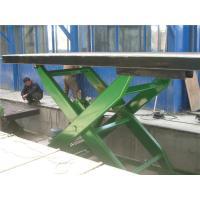 8m telescopic aerial work platform ,  outdoor scissor lifting platform