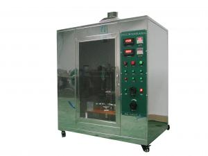 China IEC 60112 Plastic Testing Equipment / Wire Cable Tracking Index Test Machine CTI for Insulating Materials on sale