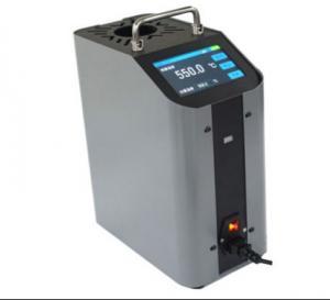 China Portable Dry Block Temperature Calibrator on sale