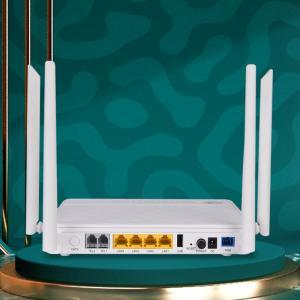 China 2.4G/5G FTTH Fiber Optic Network Modem XPON GPON EPON ONU on sale