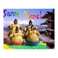 China 0.45mm PVC Inflatable Sport Games Sumo Suits YHSG-005 with EVA Foam for Wrestling on sale