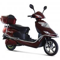 16 Inch 2 Wheel Electric Motor Scooter ,1000W Motor Long Distance Electric Scooter