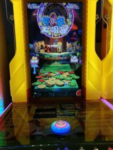 China Coin Operated Type Lottery Game Machine 2126mm X 845mm X 2309mm Dimensions on sale