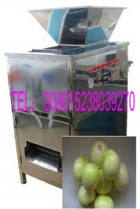 China promotional price onion peeling machine high efficiency on sale