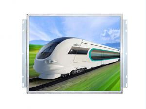China Industrial IR Touch Open Frame LCD Display High Stability For Gaming Machines on sale