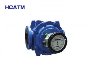China 0.5, 0.2 Accuracy Positive Displacement Flow Meter With Good Repeatabilit on sale