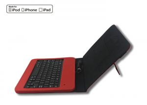 China MFi Cable Connector Apple iPad AirCase withKeyboard , 8 Pin Lightning Connector on sale