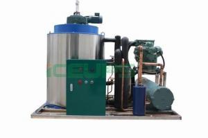 China Seawater flake ice machine, salt water ice maker, ice machine from 1t/day to 15t/day on sale