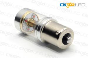China Amber Yellow 1156 Car LED Turn Signal Lights With Cree Led Chip on sale