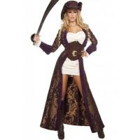 Pirate Costumes Wholesale Playful Pirate Diva Halloween Costume Wholesale from Manufacturer Directly carnival Costumes