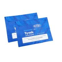 China Eco friendly Tyvek Mailing Envelop Bag tear resistant With lightweight on sale
