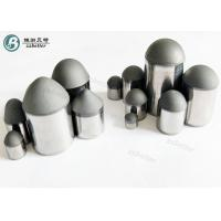 Ball Nose & Flat PDC Cutter Polycrystalline Diamond Compact Buttons In Geological