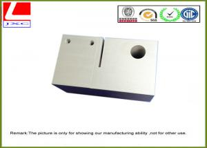 China CNC Machining Aluminum Block Used For Auto Glass Silkscreen Printing Machine on sale