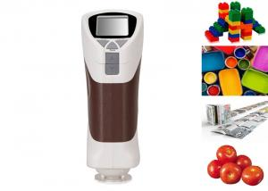 China 8 / D SCI Colour Measuring Instruments , Handy Colorimeter Device 5nm Half Spectral Width on sale