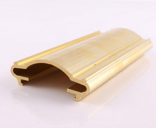 Customized Design Solid Brass Stair Handrail For Church Hand Rail Images
