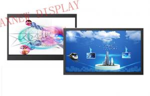 China 42 Inch  Wide Screen Advertising LCD Screens for CCTV Monitor on sale