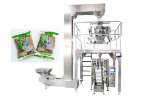China Automaitc Raisin Packaging Machine, With 10 Heads Weigher,10g-1000g on sale