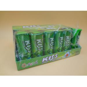 China Menthe comprimée par poche portative de baiser de sucrerie assaisonnée avec sans sucre à faible teneur en matière grasse on sale