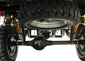 Higher Cargo Box 150CC Cargo Tricycle Car Rear Axle And