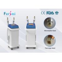 MRF SRF Micro needling acne scars treatment fractional rf thermage equipment for sale