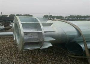 China 6 pulgadas de tubo galvanizado sumergido caliente, tubo del acero del andamio EN10210 Q235 ERW on sale