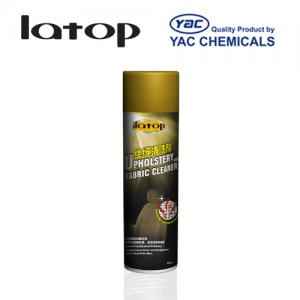 Auto Upholstery Cleaning Products Rich Foam Fabric Cleaner Spray For