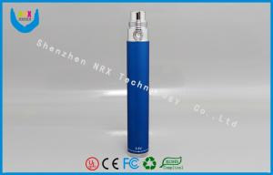 China Stainless 900mah Electronic Cigarette Pink / Blue 510 / Ego E-Cig on sale
