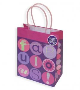 China Gift packaging bag on sale