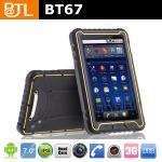 7 comprimé rocailleux BT67 de pouce 1280*720 Android