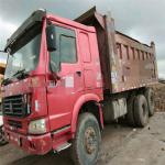 Used howo dump truck , 10 wheels dump truck for sale/ hino tipers/ isuzu tippers
