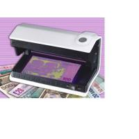 Watermark UV Counterfeit Money Detector Portable With RoHS Compliance