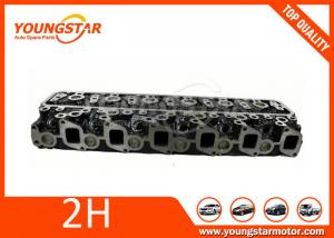 China ISO 9001 Standard Engine Cylinder Head For TOYOTA 2H / Truck Spare Parts With 8V Valve on sale