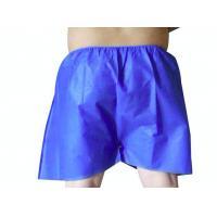 Non Woven Disposable Surgical Underwear , Men