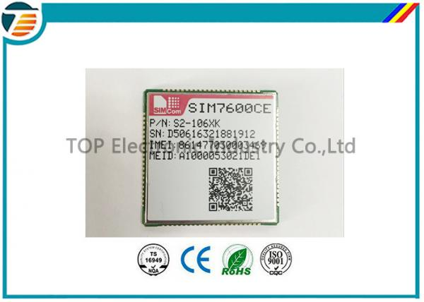 SIMCOM Multi Band Module Support LTE CAT 4 Up To 150Mbps, SMT Moden
