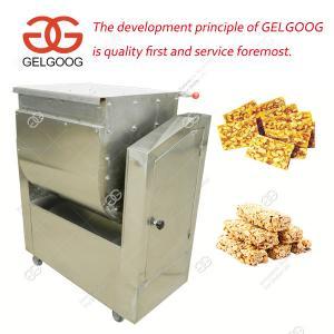 China Modern Temperature Control Nonstick Mixer for Sale| Rice Crisp Processing Machine on sale