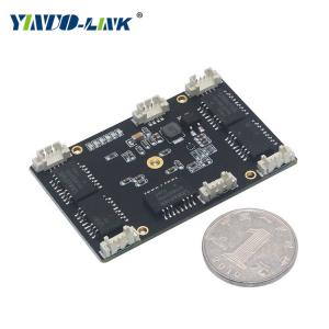 China yinuo-link Full-Duplex and Half-Duplex mode Ethernet switch core module with 12 months warranty on sale