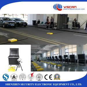 China IP68 Under Vehicle Surveillance System Portable Undercarriage Inspection , 2G Memory on sale