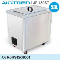 China 1800W Heating Power Ultrasonic Cleaning Machine 53L For Strainer Removing Dirt Grease on sale