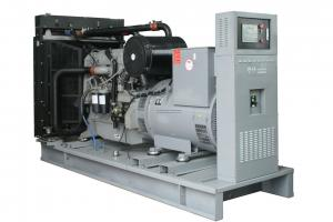 China 500KVA 400KW Open Diesel Generator Set With Perkins Engine 2506A-E15TAG2 on sale
