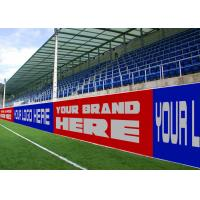 China Football Match Stadium LED Screens P10 Outdoor High Brightness Light Cabinet on sale