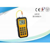 USB Manual Leeb Portable Hardness Testers Digital For Metal High Accuracy