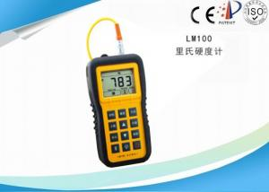 China USB Manual Leeb Portable Hardness Testers Digital For Metal High Accuracy on sale