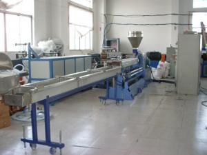 China PP PVC Plastic Sheet Extrusion Machine , Screw Diameter 57 , 65 , 72 , 92 mm on sale