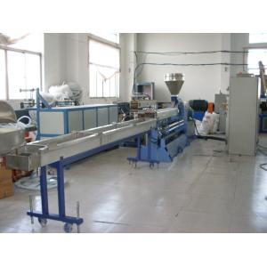China PP PVC Plastic Sheet Extrusion Machine , Screw Diameter 57 , 65 , 72 , 92 mm on sale